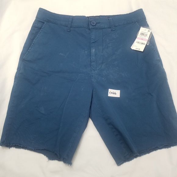 American Rag Other - American Rag Men's Blue Stained Shorts TAGS C025